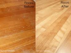 Floors Before and Floors After