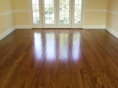 Refinish Strip Oak
